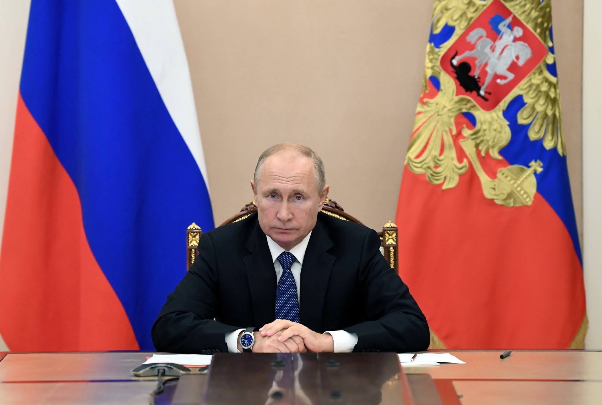 Putin Will Leave The Throne After 20 Years Daily Current Fairs