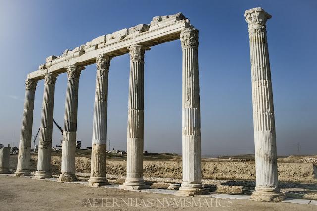 localizada en Laodicea