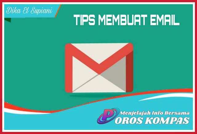 Tips Membuat Email Yang Benar Beserta Contohnya
