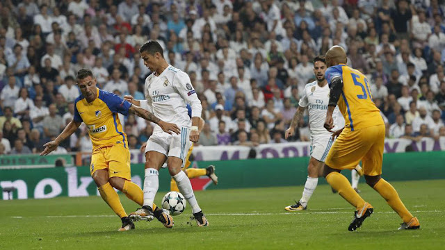 Prediksi Apoel vs Real Madrid Liga Champions