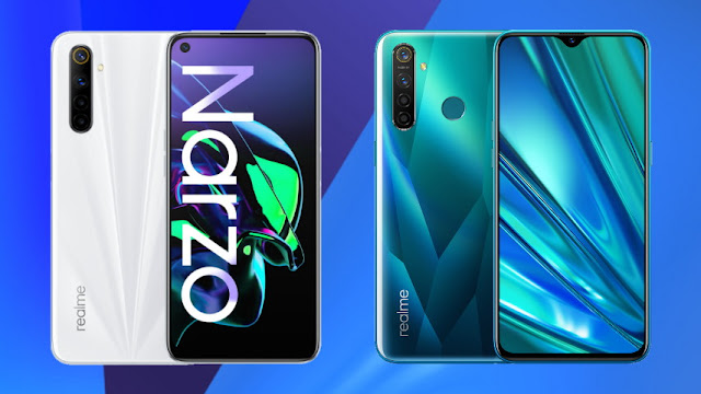 Realme Narzo vs Realme 5 Pro bagus mana?