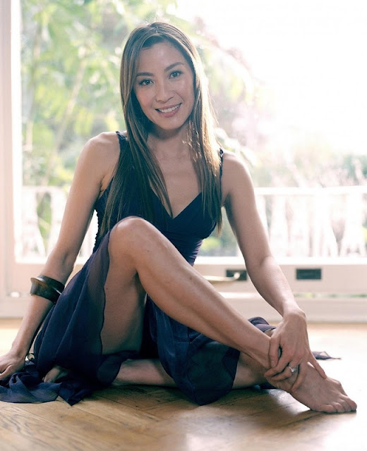 Michelle Yeoh Esposa de Jean Todt Directivo de Ferrari