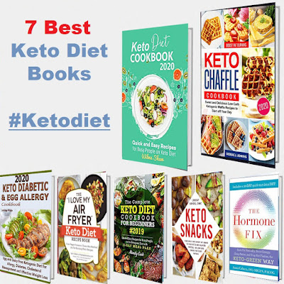 7 Best keto diet Books PDF and EPUB