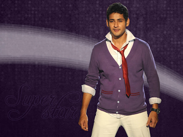 Mahesh Babu HD Wallpaper 2014