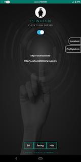 Run Localhost Di Android