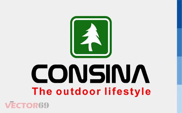 Consina Logo - Download Vector File EPS (Encapsulated PostScript)