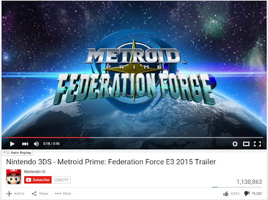 Federation Force: vendite deludenti a livello globale