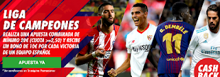 circus promocion champions league 26-27 septiembre