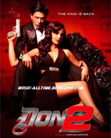 Download All Time Hit Mp3 Songs Of Kishore Kumar Asha: Don 2 (2011) Hindi Movie Mp3 Songs Download
