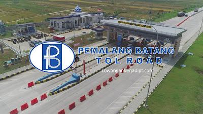 Lowongan Kerja PT Pemalang Batang Toll Road