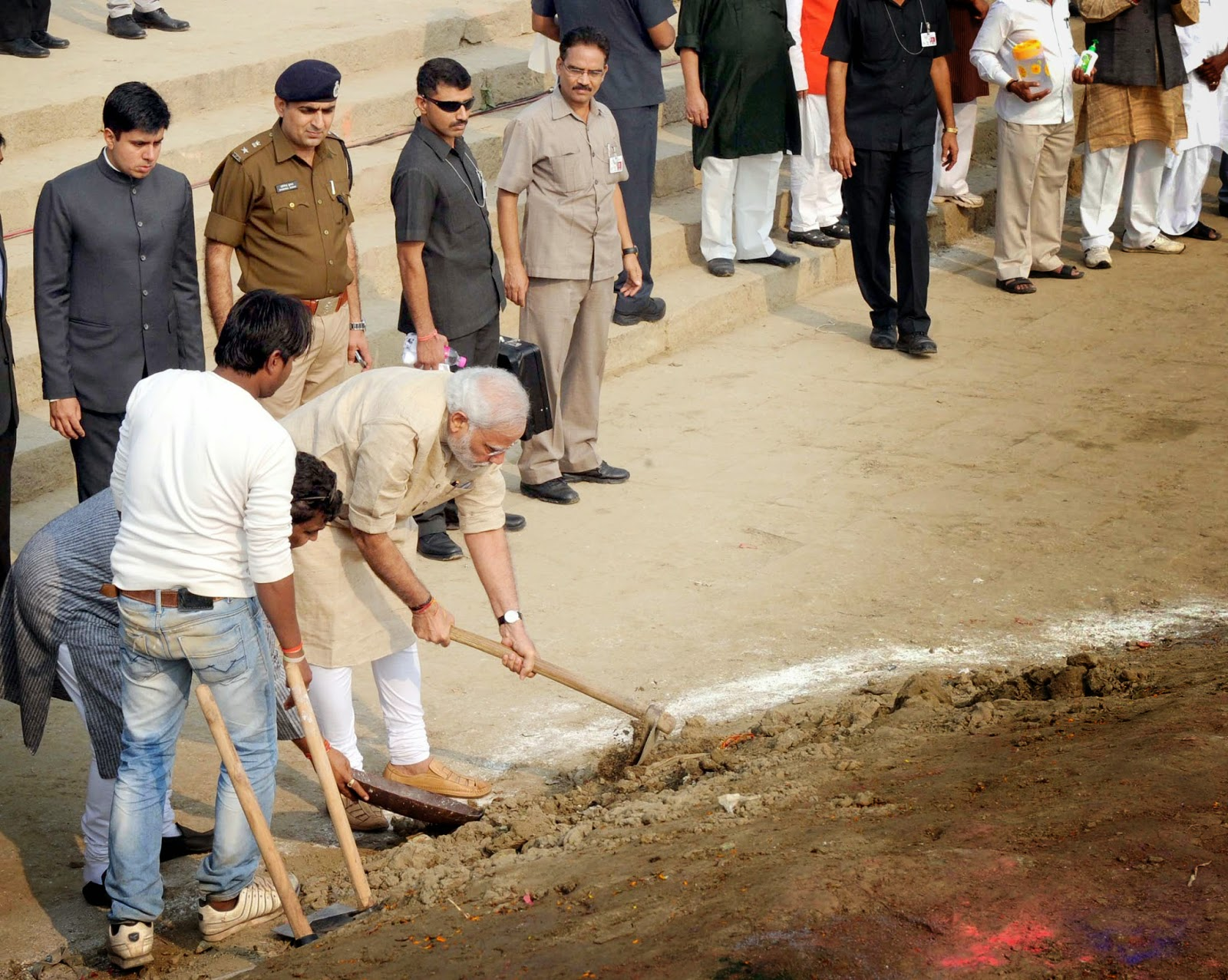 Ministry of Information & Broadcasting: Swachh Bharat Mission
