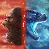 Download Godzilla vs Kong: Epic Kaiju Brawl For Android XAPK