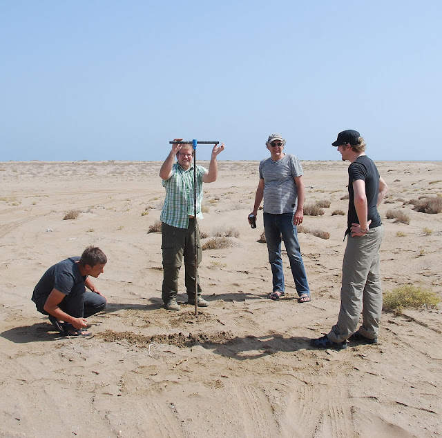 Huge tsunami hit Oman 1,000 years ago