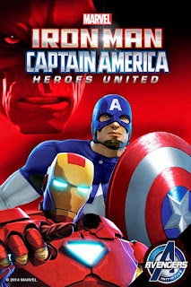 Iron Man and Captain America: Heroes United ไอรอน แมน และ กัปตันอเมริกา ตอน รวมใจฮีโร่