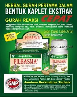 khasiat obat Herbal alami Syifa Gurah PILBASMA ASLI tradisional