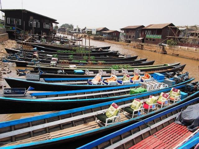 địa điểm du lịch Myanmar
