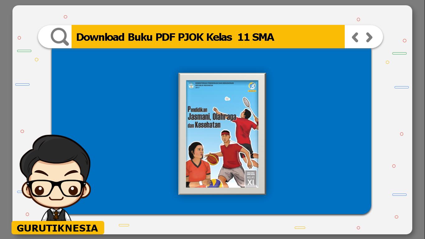 download buku pdf pjok kelas 11 sma/ma