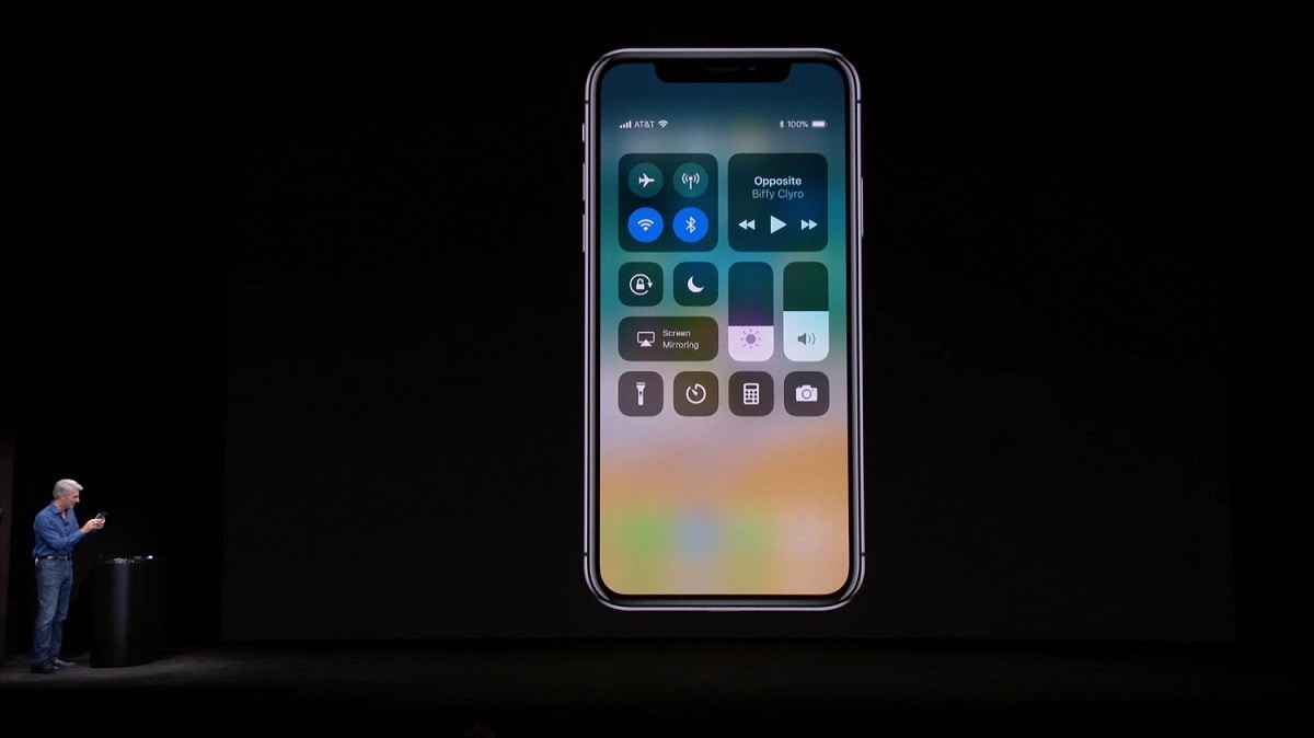 Here's how to access or launch Control Center on iPhone X (iPhone 10) in iOS 11. Control Center in iPhone X get little bit different.