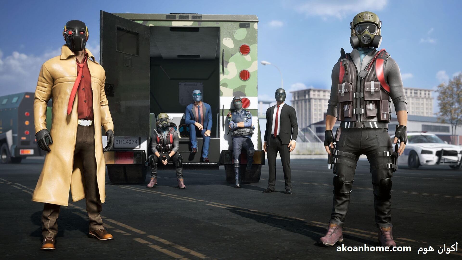 تحميل لعبة Rogue Heist  للكمبيوتر مجانا برابط مباشر 2020  من ميديا فاير