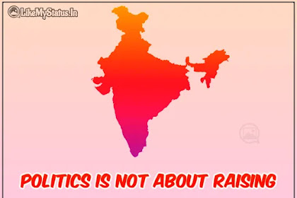 What Is Politics Quote