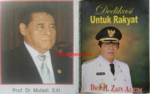 Catatan Sejarah Tokoh Pembangunan, Surat Untuk Rakyat Dari Drs. H. Zain Alkim (4)