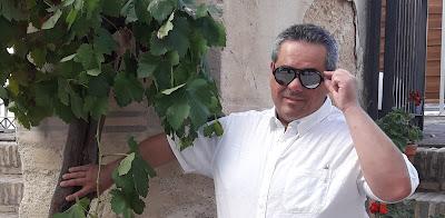 David López-Cepero, escritor.