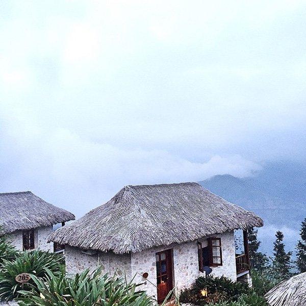Tại sao phải đi biển khi ngay ở trên núi cũng có những resort đẹp như mơ thế nà10y