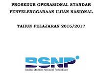 POS UN 2017 BSNP PDF Jenjang SMP SMA SMK