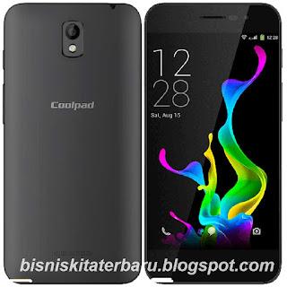 Harga dan Spesifikasi Smartphone Coolpad Sky Mini