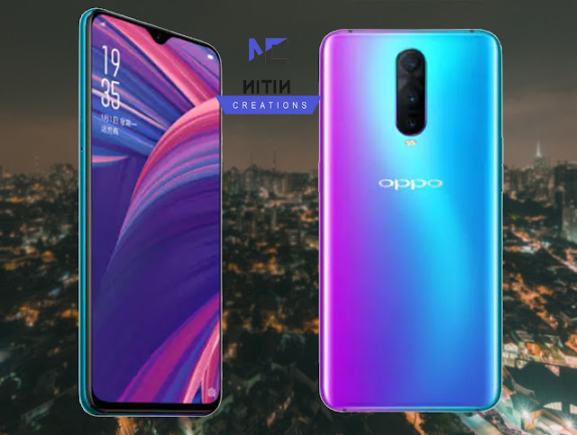 Oppo R17 Pro Launch With In-Display Fingerprint Sensor and Triple Rear Cameras, Specifications, Price