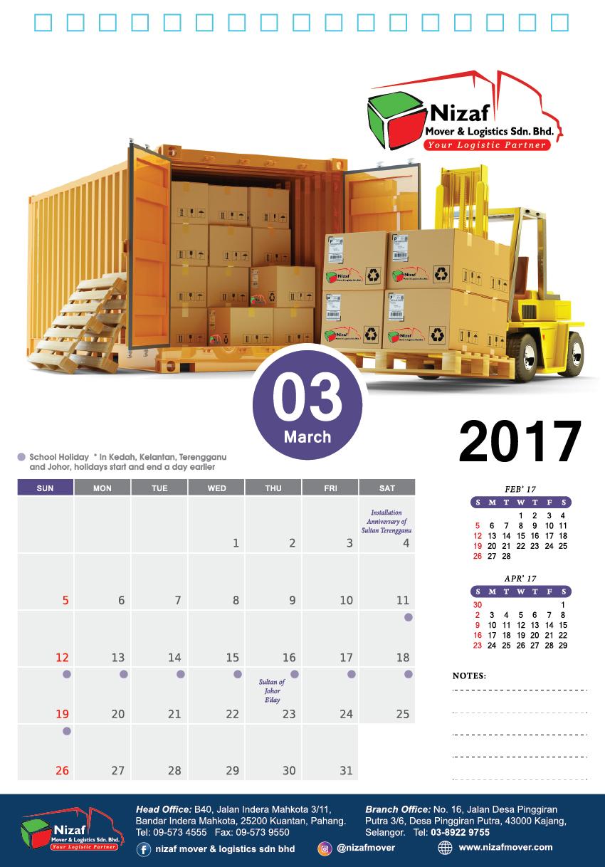 Calendar Design Mac : Rekaprint harga table calendar custom design
