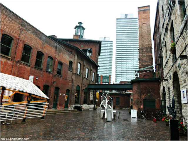 Distillery Historic District en Toronto