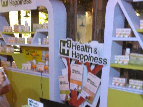 HIDUP SEHAT DAN BAHAGIA BERSAMA H2 HEALTH AND HAPPINESS