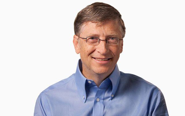 Bill Gates - Orang Terkaya Di Dunia Yang Kaya Raya dan Dermawan