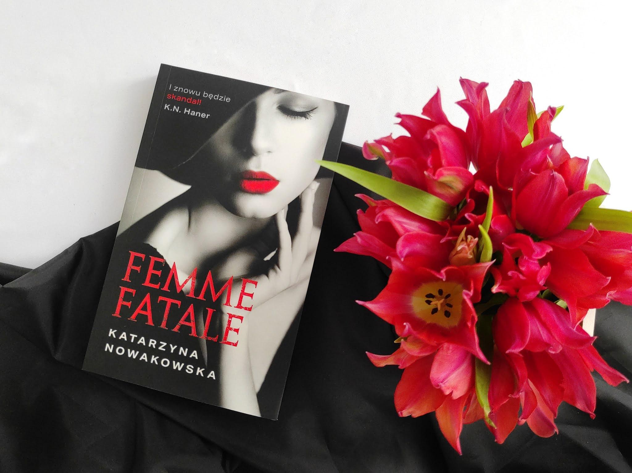 Famme Fatale recenzja książki