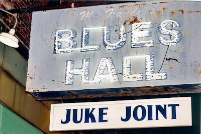 Blues Hall, Juke Joint