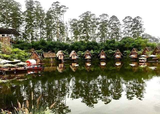 Wisata Dusun Bambu Lembang Bandung