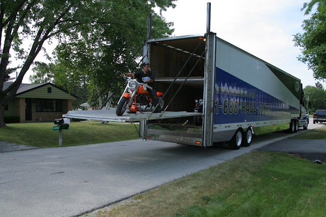 About Motorcycle Shipping