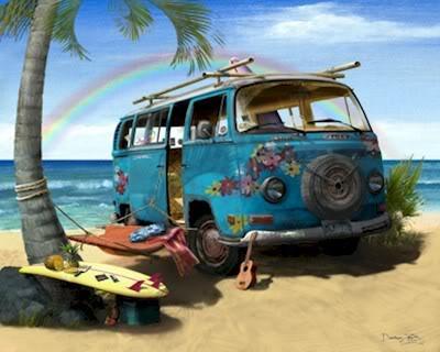 ee23235ded Garden of Happiness  Why I love Hippie Vans...