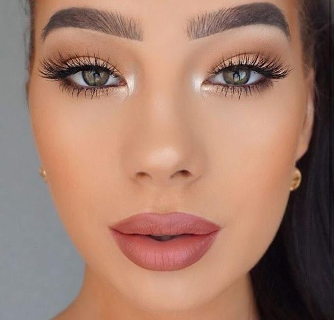 21 Inspiração de maquiagem simples