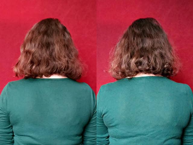 Czyste Piękno - Maska do włosów - Regeneracja i dobudowa, efekty stosowania