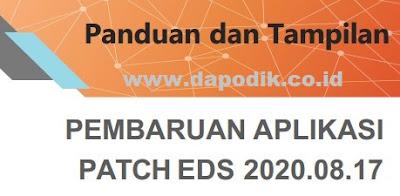 Rilis Aplikasi Patch Eds Versi 2020.08.17 – Panduan Lengkap Penjaminan  Mutu  Pendidikan Direktorat Jenderal Paud, Dikdas, Dan Dikmen Kementerian Pendidikan Dan Kebudayaan