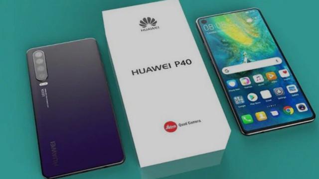 صورة  Huawei P40