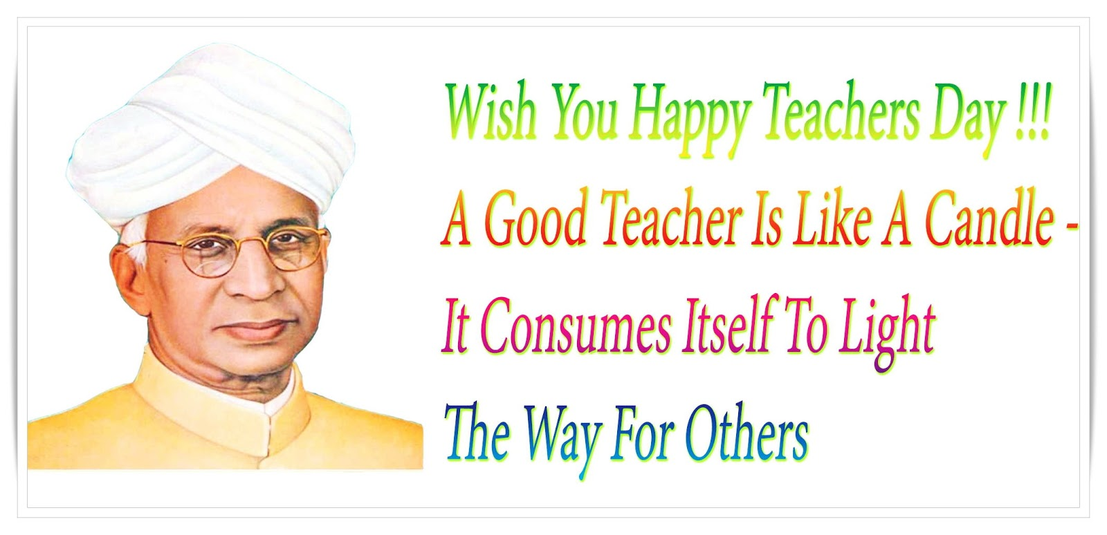 Happy Teachers Day | Sms,Messages in Hindi & English ~ Best