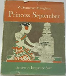 Princess September - Jacqueline Ayer