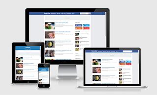 Template Simplify Versi Mobile Terbaik | Bocahweb