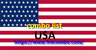 500k USA Domain [Mail:Pass] HQ Combolist - Perfect For All Sites