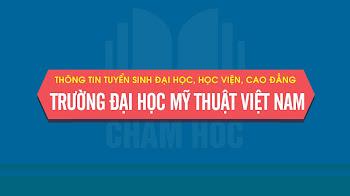 Mã và thông tin Trường Đại học Mỹ thuật Việt Nam