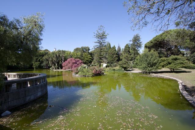 Parque Edoardo VII-Lisbona