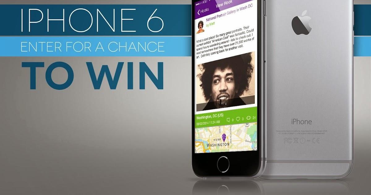 win iphone 6 online free